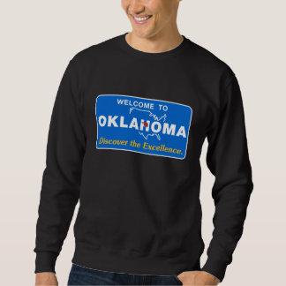 Recepción señal de tráfico de Oklahoma - los Sudadera