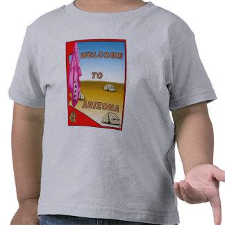 Recepciones Obama de Arizona Camiseta