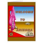 Recepciones Obama de Arizona Felicitacion