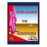 Recepciones Obama de Arizona Tarjetas Postales