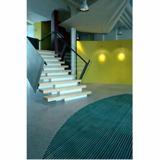 Reception area and staircase for Business Design S Statuette