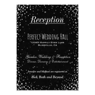 Reception Card | Starry Night