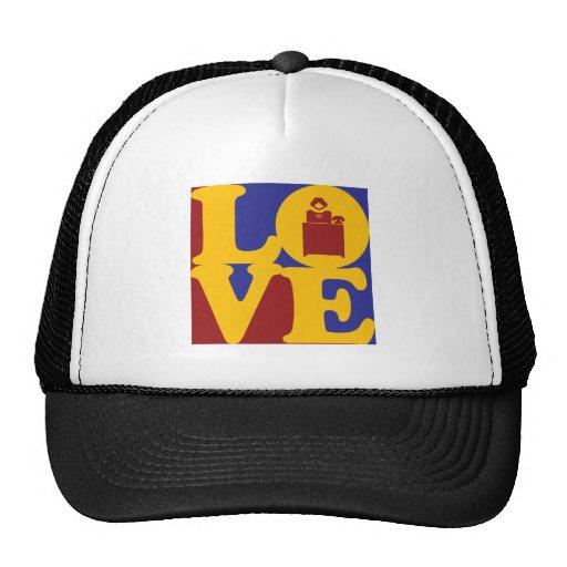 Reception Love Trucker Hat