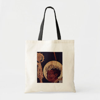 Reception Of St. Erasmus By St. Mauritius  By Grün Tote Bags