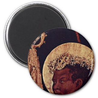 Reception Of St. Erasmus By St. Mauritius  By Grün Magnets