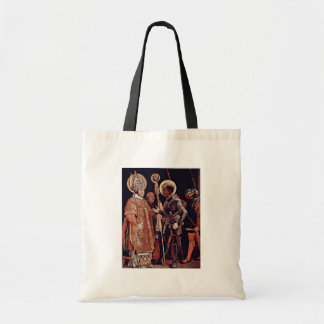 Reception Of St. Erasmus By St. Mauritius Overview Bags