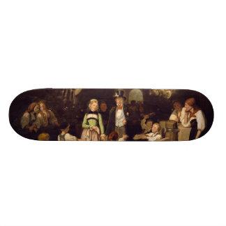 Reception of the Wedding Couple by Theodor Schuz Skateboard