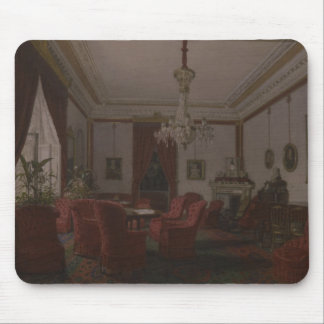 Reception Room in Berlin Reich Chancellor's Mouse Pad