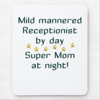 Receptionist Mousepad