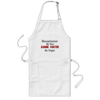 Receptionist/Zombie Hunter Long Apron