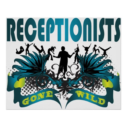 Receptionists Gone Wild Poster