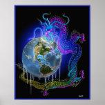 Receptive Earth Print