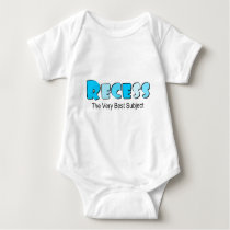 Recess Baby Bodysuit