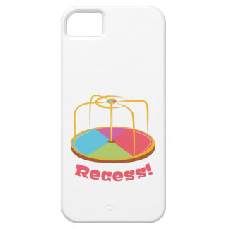 Recess! iPhone 5 Cover