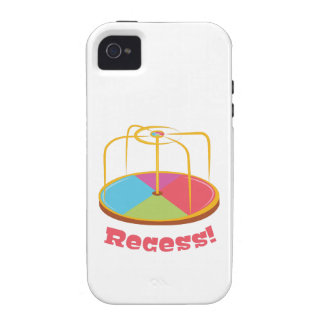 Recess! iPhone 4/4S Covers