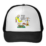 Recess Is My Favorite Subject Baseball Cap Trucker Hat