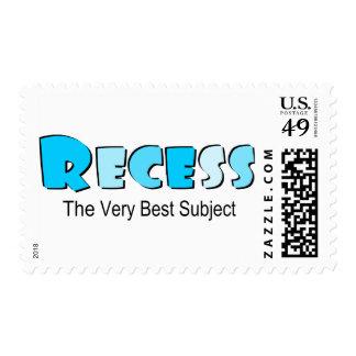 Recess Stamps