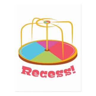 Recess! Postcard