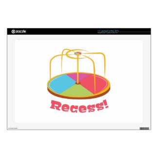 Recess! Laptop Decal