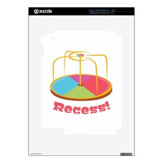 Recess! Decals For iPad 2