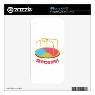 Recess! iPhone 4S Decal
