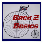 Recession Proof:  Back 2 Basics Posters