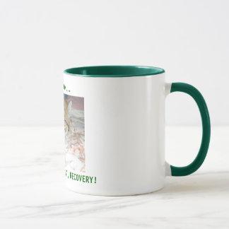 Recession...Refocus, Reinvent, Recovery! Mug