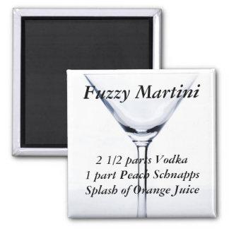 Receta borrosa de Martini Iman De Frigorífico