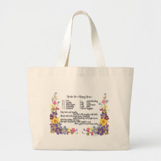 Receta casera feliz bolsas