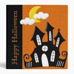 Receta de Halloween o carpeta personalizada de la