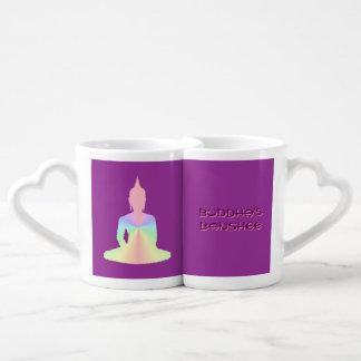 Receta de la bebida de la hada maligna de Buda Taza Para Parejas