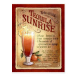 receta de la salida del sol del tequila postales