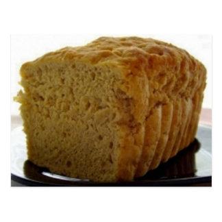 Receta simple del pan de la cerveza tarjetas postales