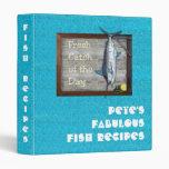 Recetas de los pescados