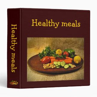 Recetas sanas de las comidas