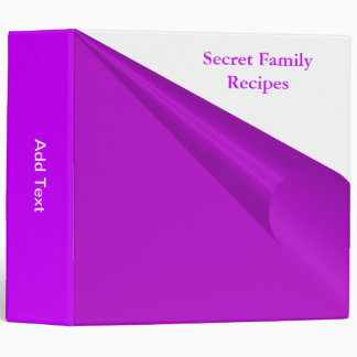 Recetas secretas de la familia púrpuras y blancas