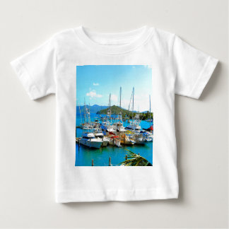 Recharge for bigger success virgin island baby T-Shirt