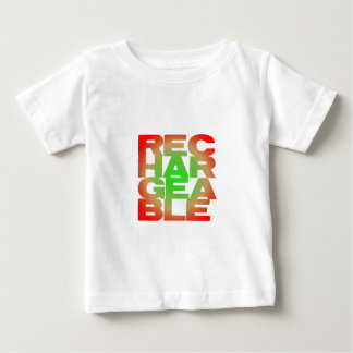 rechargeable baby T-Shirt