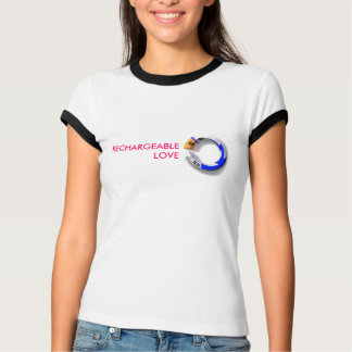 Rechargeable heart - Customized T-Shirt