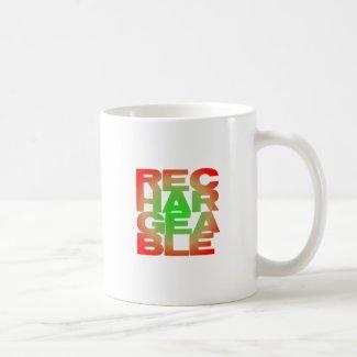 rechargeable mug