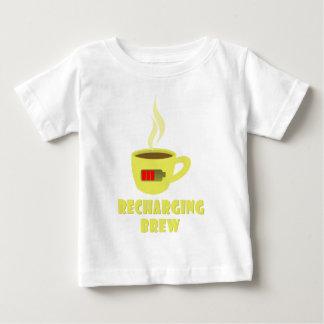 Recharging Brew Baby T-Shirt