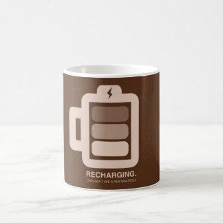 Recharging Classic Coffee Mug