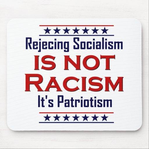 Rechazo de socialismo, tapete de ratones