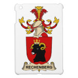 Rechenberg Family Crest Cover For The iPad Mini