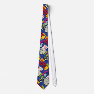 Recibos de la contribución de la derogación corbata personalizada
