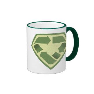 Reciclador estupendo taza