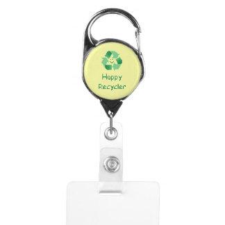 Reciclador feliz