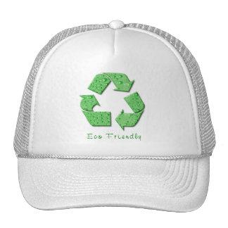 Reciclaje de la gorra de béisbol