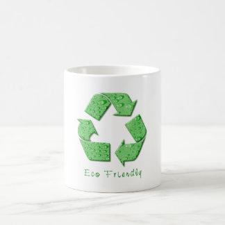 Reciclaje de la taza de café