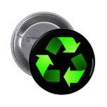 Reciclaje del botón del símbolo pins
